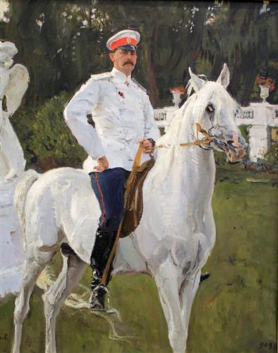 Плакат Портрет князя Феликса Юсупова