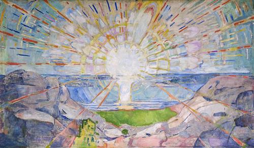 Плакат The Sun