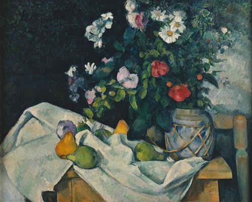 Постер на подрамнике Натюрморт с цветами