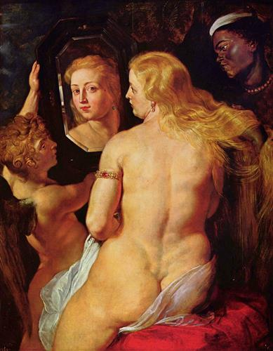 Постер на подрамнике Toilette der Venus