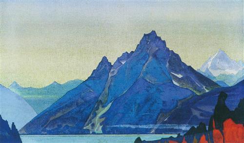 Плакат Озеро Нагов. 1932