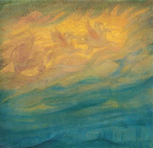 Плакат Илья пророк