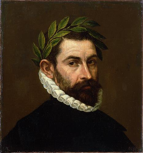 Постер на подрамнике Portrait of the Poet Alonso Ercilla y Zuniga