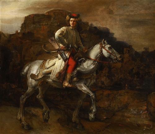 Плакат The Polish Rider