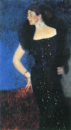 Постер на подрамнике Bildnis Rose von Rosthorn-Friedmann