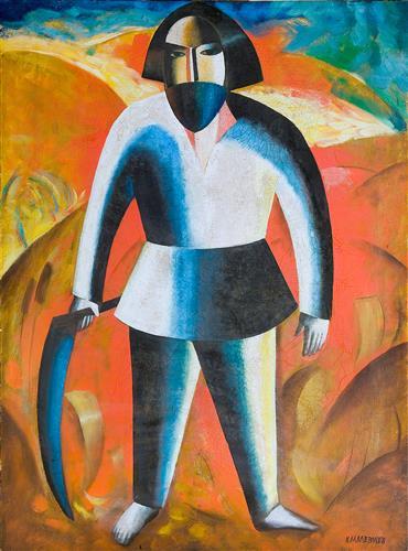 Плакат Косарь