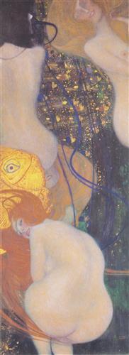 Плакат Бетховенский фриз-1