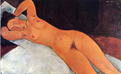 Плакат Nude