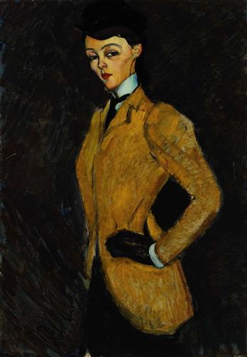 Плакат Baroness Marguerite de Hasse de Villers