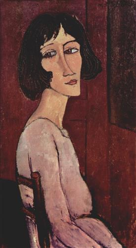 Постер на подрамнике Portrait of Margarita
