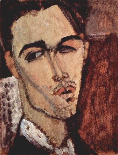 Плакат Portrait of Celso Lagar