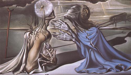 Постер на подрамнике Тристан и Изольда