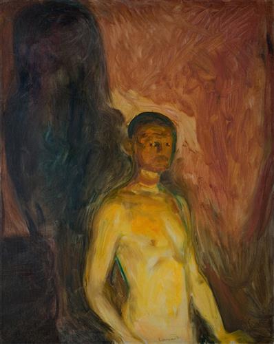 Плакат Self-Portrait in Hell