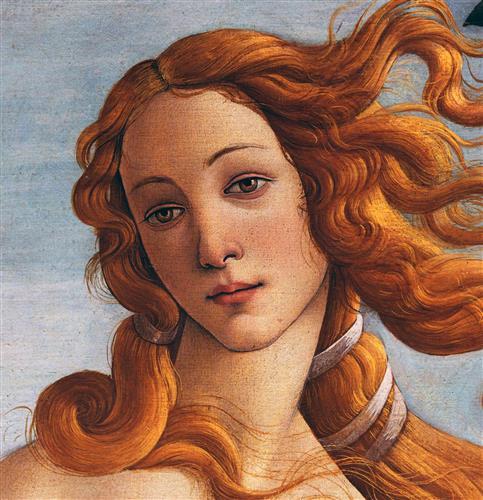 Плакат Рождение Венеры
