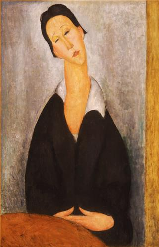 Постер на подрамнике Portrait of a Polish Woman