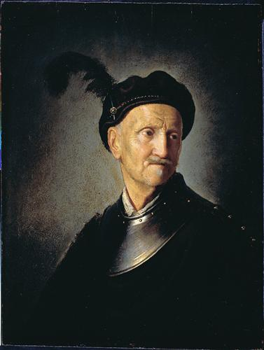 Постер на подрамнике Portrait of a Man