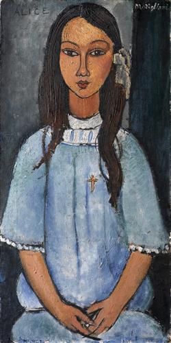 Плакат Alice