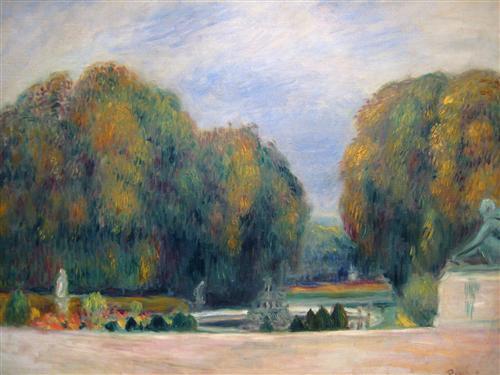 Постер на подрамнике Versailles
