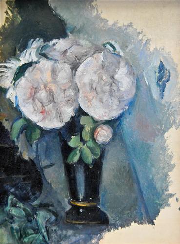 Плакат Flowers in a Blue Vase