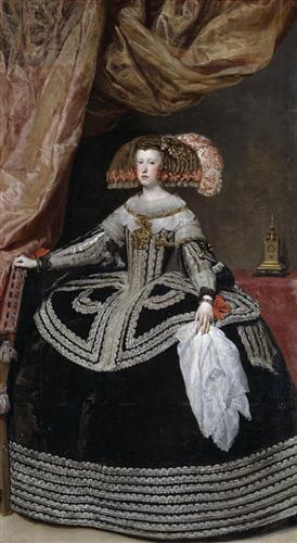 Постер на подрамнике Maria de Austria