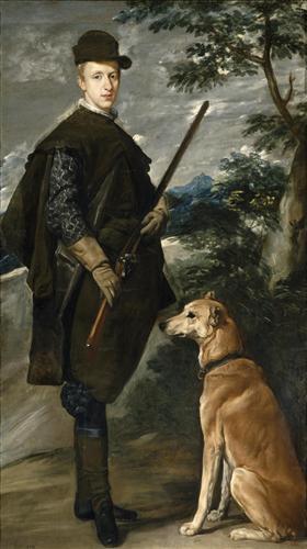 Плакат Cardinal-Infante Fernando de Austria