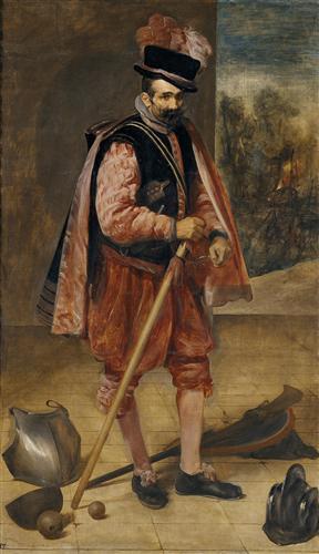 Плакат The Buffoon called Juan de Austria