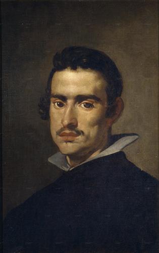 Плакат Portrait of a Man
