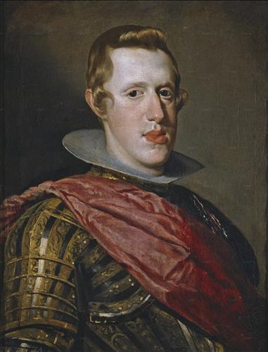 Постер на подрамнике Felipe IV