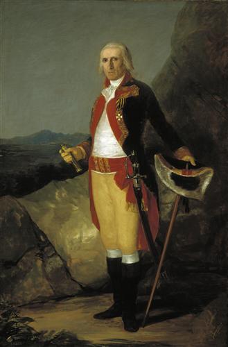 Постер на подрамнике General Jose de Jovellanos
