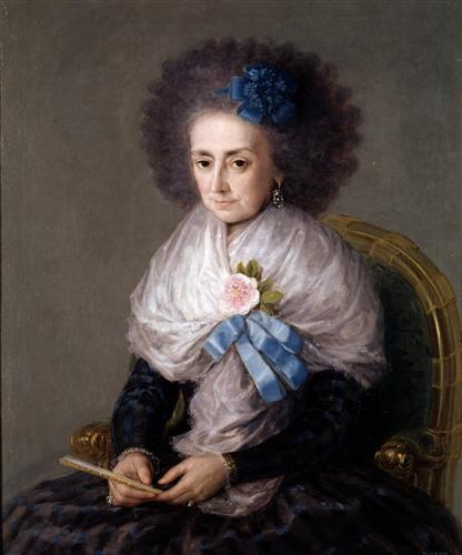 Постер на подрамнике Maria Antonia Gonzaga