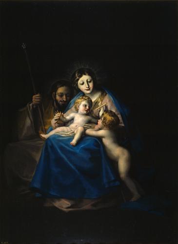 Постер на подрамнике The Holy Family