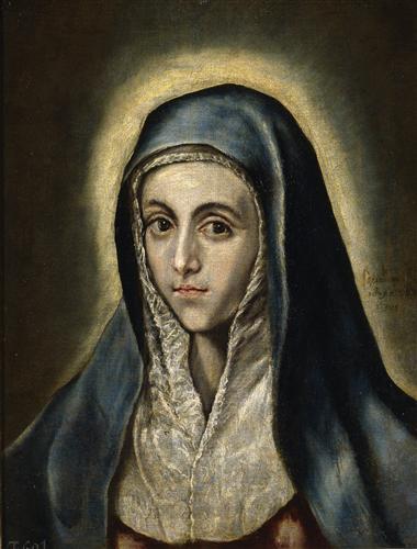 Плакат The Virgin Mary