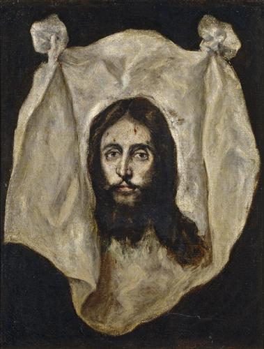 Плакат The Holy Visage
