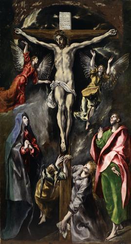 Плакат The Crucifixion