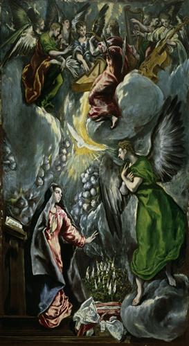 Постер на подрамнике Annunciation