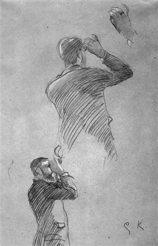 Постер на подрамнике Рисунок 3