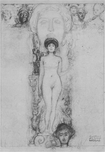 Постер на подрамнике Рисунок 2