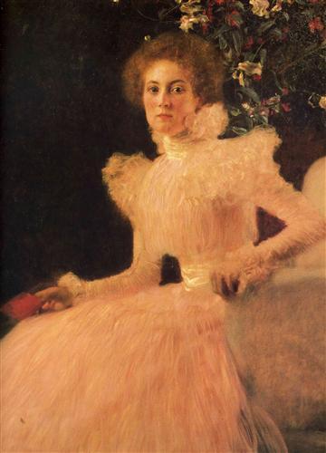 Плакат Портрет Софии Книпс
