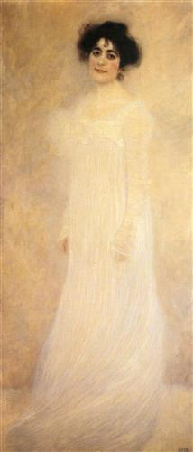 Постер на подрамнике Портрет Серены Ледерер