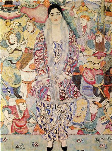 Постер на подрамнике Портрет Фредерики-Марии Биер