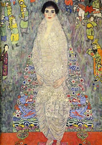 Постер на подрамнике Портрет баронессы Элизабет Бахоффен