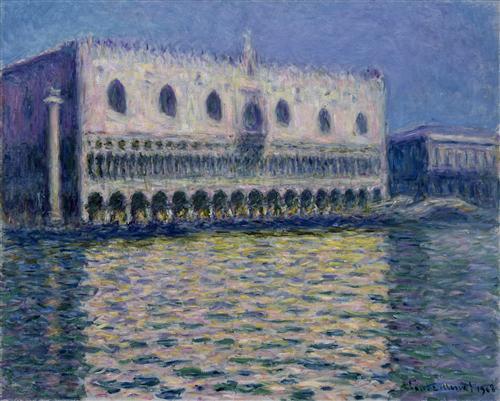 Постер на подрамнике Palazzo Ducale