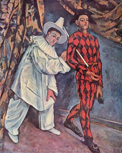 Постер на подрамнике Mardi Gras