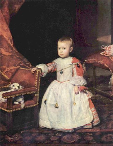Постер на подрамнике El principe Felipe Prospero