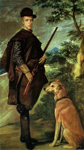 Постер на подрамнике El cardenal-infante Don Fernando de Austria, cazador