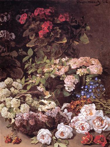 Постер на подрамнике Still-Life with Spring Flowers