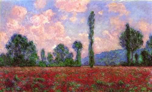 Постер на подрамнике Landscape of Vernon