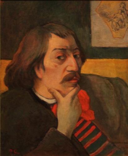 Плакат Self-portrait