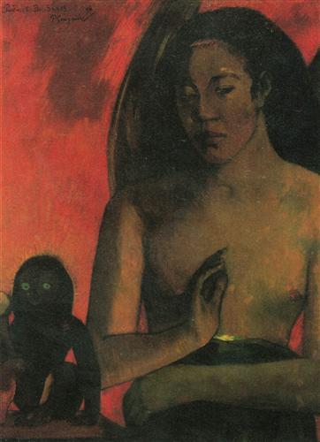Постер на подрамнике Poemes barbares