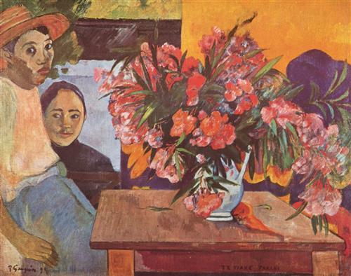 Плакат Les fleurs de France